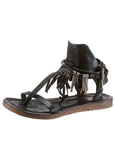 0695053bfbf A.S.98 Tasselled Sandals