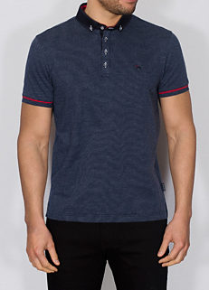 5d07b8935 Bewley and Ritch  Bourg  Polo Shirt