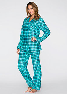 1605ebbd79 Checked Flannel Pyjamas