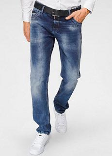 Cipo   Baxx  Red Dot  Regular Fit Jeans 296df025e7