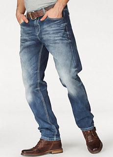 e081fbe5c26 Cipo   Baxx Loose-Fit Jeans