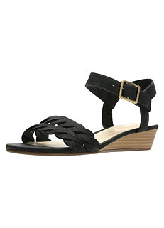 75b930bec89e Clarks  Mena Blossom  Wedge Sandals