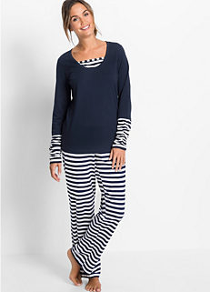 b3cf82181f Comfy Striped Pyjamas