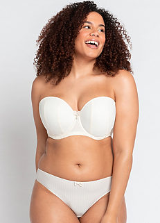 17348ef75d4 Curvy Kate Luxe Strapless Bra