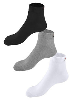 430d8675cafc Fila Pack of 3 Ankle Socks