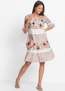 0679745160 Floral Cotton Dress