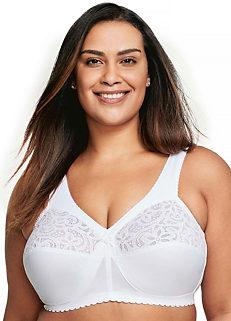 aa5958703e86b Glamorise MagicLift Cotton Support Bra