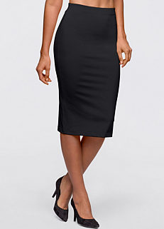 60e6d4fa80fa High Rise Pencil Skirt