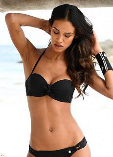 d9ba3b886e LASCANA  Lola  Underwired Bandeau Bikini Top