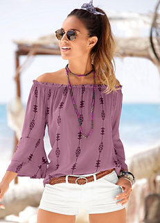 3cad79105ff60f Shop for Lascana   Blouses & Shirts   Tops   Womens   online at Freemans