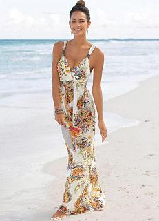 25ec1f65326 LASCANA Paisley Print Maxi Dress