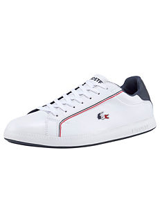 timeless design 63bd4 f5145 Lacoste  Graduate  Trainers