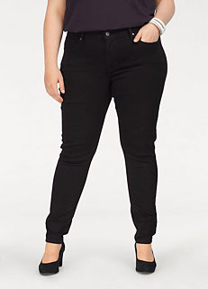 aa844509a636a Levi's 'Plus Size Shaping Super Skinny' 310 Stretch Jeans
