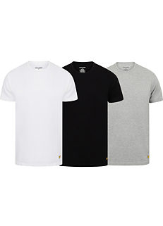 cae8f5efa Lyle & Scott Pack of 3 Men's Maxwell Loungewear T-Shirts
