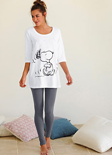 65ea4d3dc6 Peanuts Printed Pyjamas