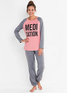 0f8712be1f Printed Jersey Pyjamas