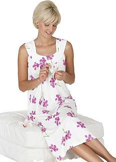 f871fa67b8 Romantic Floral Nightdress