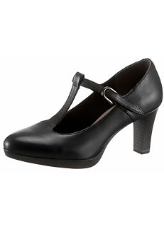 54a4fe76dfa Tamaris Mary Jane Shoes