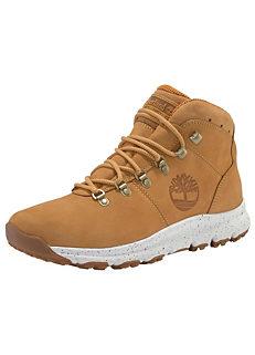 2dbc210540c Timberland  World Hiker Mid Wheat  Boots
