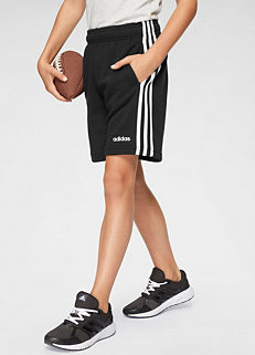 fe09c3a8f adidas Peformance Kids 'Essentials 3-Stripes' Knit Shorts