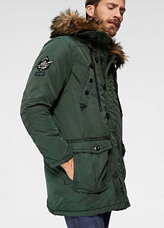 461acfcc3 Shop for Khujo   Green   Coats & Jackets   Mens   online at Freemans