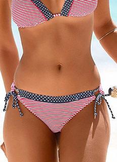 aa35453662 Oliver Red Label  Avni  Stripe Side Tie Bikini Briefs