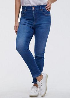 29 31 Stretch neon orange  NEU 28 LTB  Aspen Ankle  Jeans Skinny  W 27