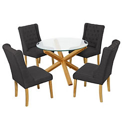 Wondrous Shop For Dining Sets House Garden Online At Freemans Uwap Interior Chair Design Uwaporg