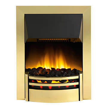 glen dimplex kansas electric fire freemans. Black Bedroom Furniture Sets. Home Design Ideas