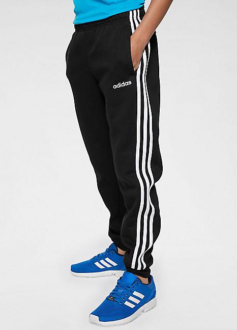 adidas 3 stripe jogging pants