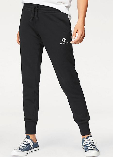af5bfcf75121 Converse  Star Chevron EMB Pant  Jogging Pants