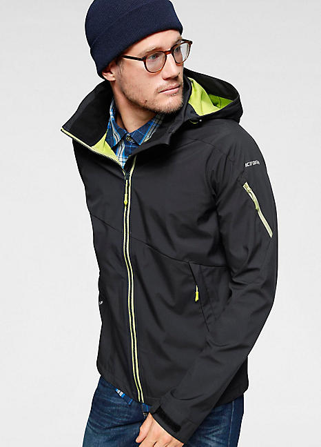 Icepeak Barling Softshell Jacket Uomo