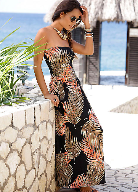 fd3fa273da LASCANA Maxi Dress