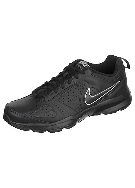 nike men's t-lite xi trainers suede