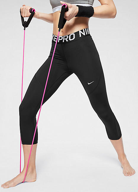 diversified in packaging newest style of 2019 professional Nike Three-Quarter Length Leggings