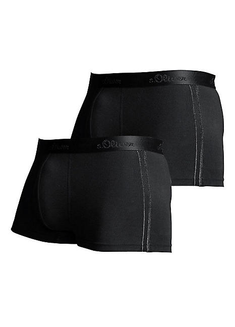 new product best authentic exquisite design s.Oliver Pack of 2 Hipster Briefs