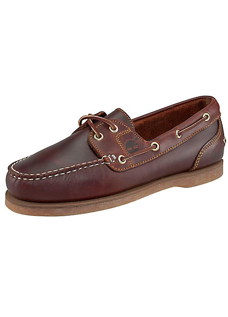 5d92eda18 Timberland Classic Boat 2 Eye Boat Shoes