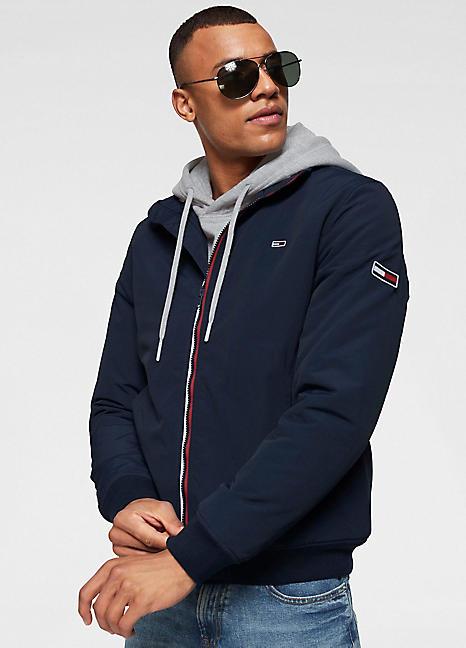 releasedatum amazone nieuw ontwerp Tommy Jeans 'TJM Essential' Padded Blouson Jacket