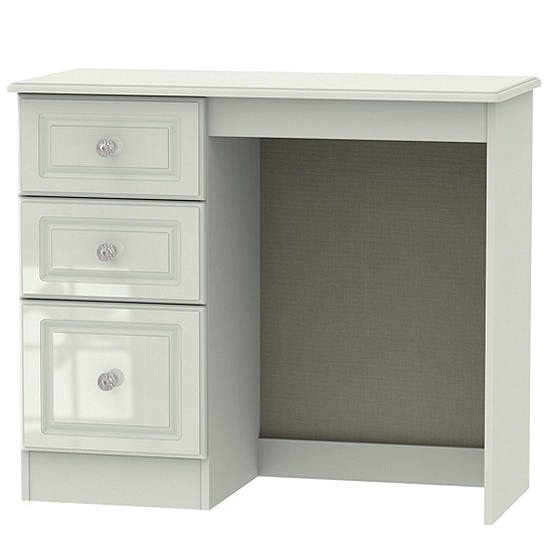 new products 4911f 52624 Crystalle High Gloss Bedroom Vanity Unit/Dressing Table
