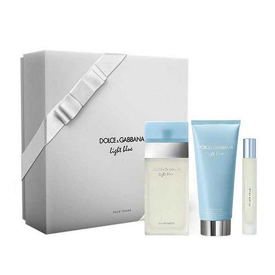 Dolce & Gabbana Light Blue Ladies 3