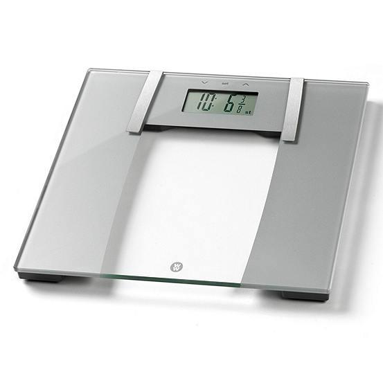 Weight Watchers Glass Body Analyser Scales 8933u Freemans