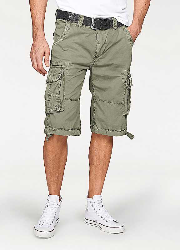 Alpha Industries 'Jet' Shorts