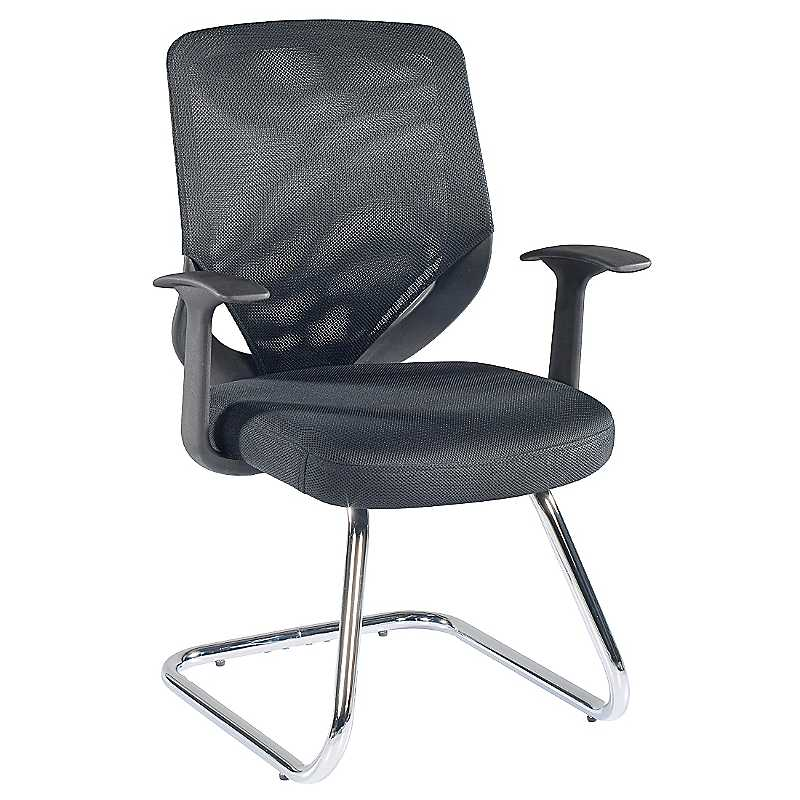 Alphason Atlanta Mesh Back Visitor Office Chair