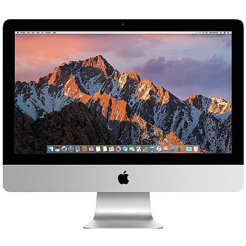 Apple iMac 21.5 in 8Gb/1TB - Silver