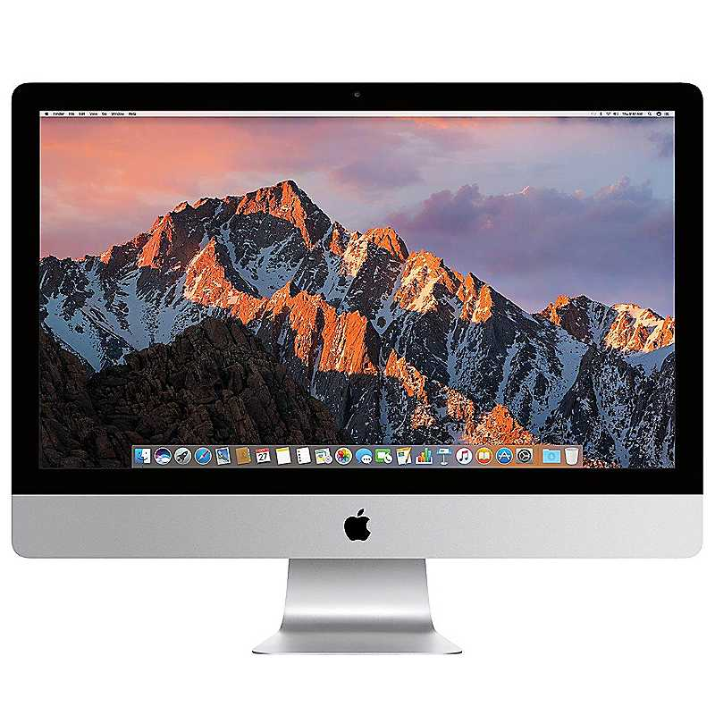 Apple iMac 27 in with Retina 5K display 2TB - Silver