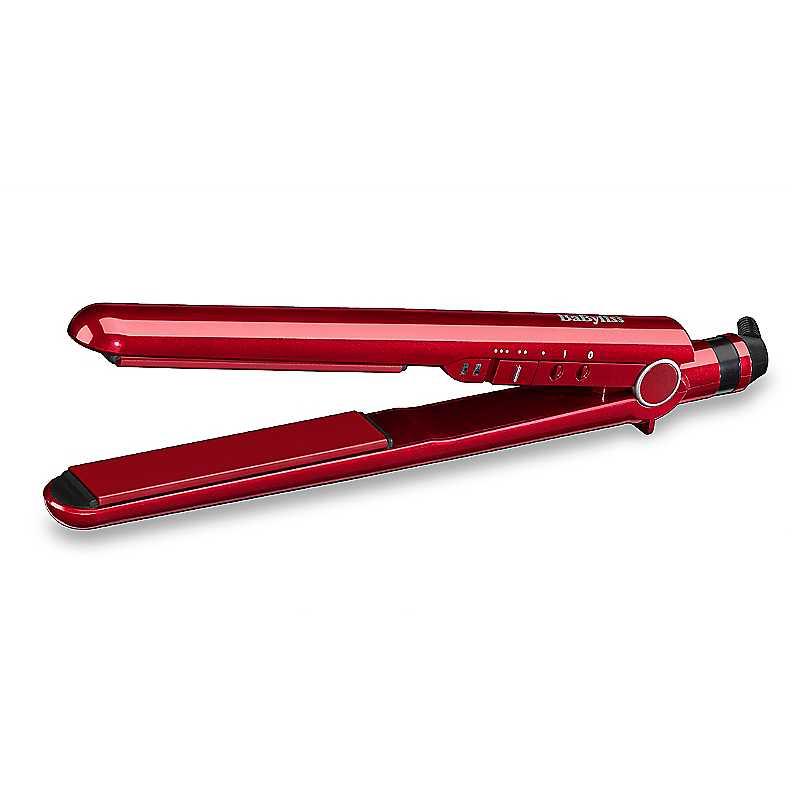 BaByliss Pro 235 Straighteners 2398BU - Red
