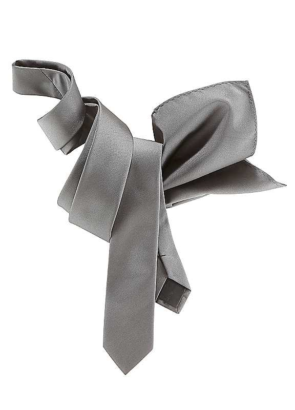 Bruno Banani Tie and Handkerchief Set