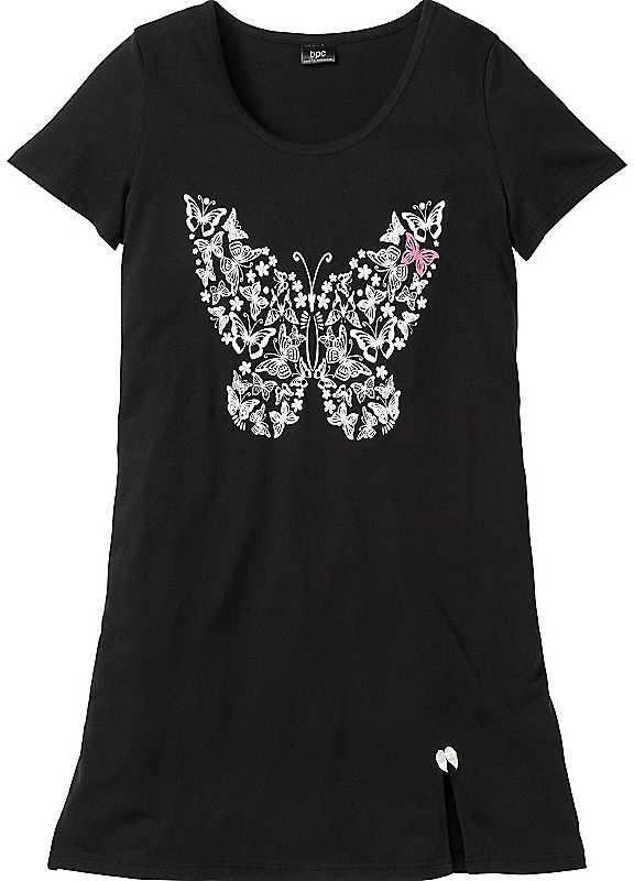 Butterfly Print Nightie