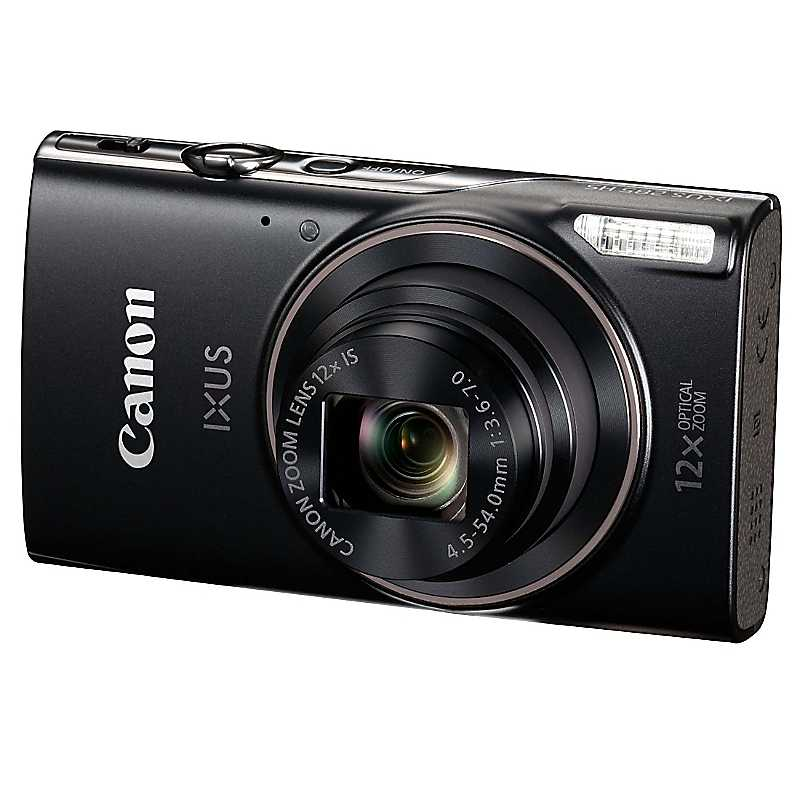 Canon IXUS 285 HS Camera - Black