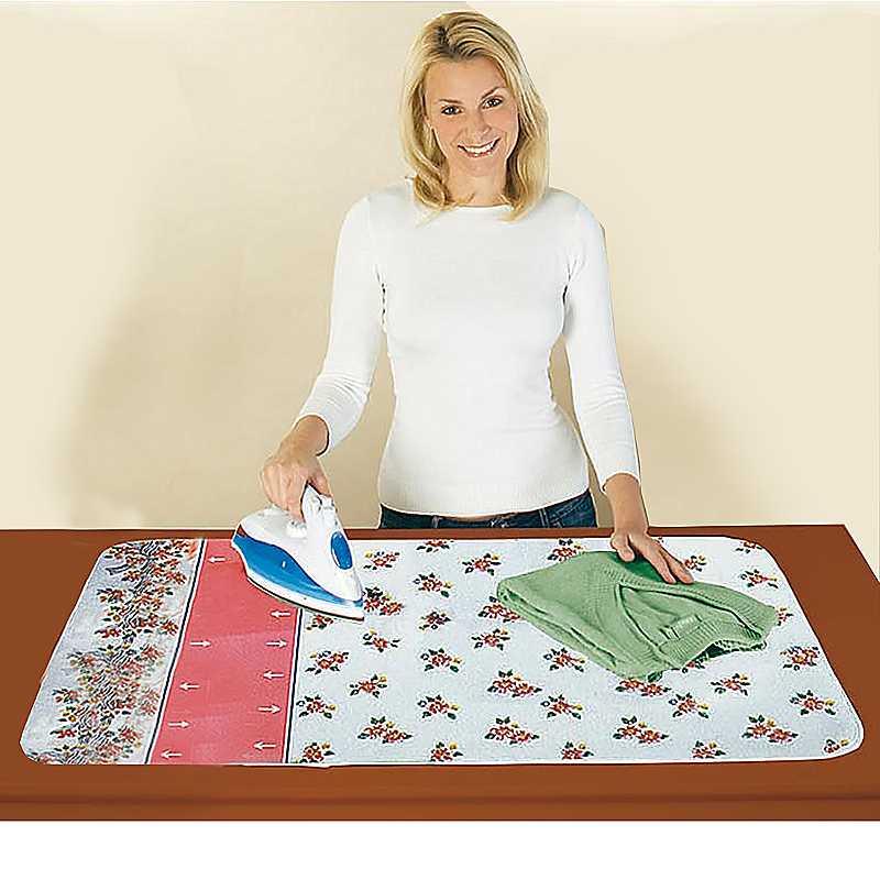 Cotton Ironing Board Mat